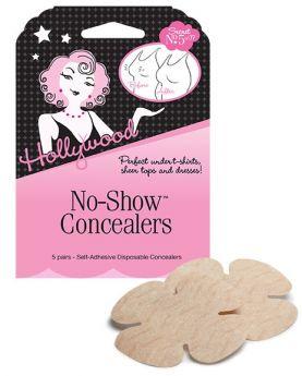 No-Show Concealers