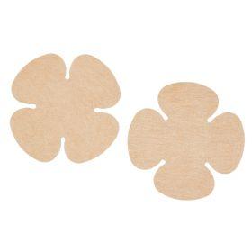 HFS, Gentle No-Show Concealers, Medium Skin Tones