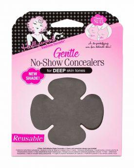 HFS Gentle No-Show Concealers, Deep Skin Tones