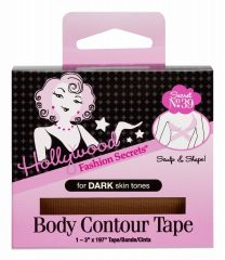 HFS Body Contour Tape, Dark