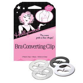 Bra Converting Clip - 4ct