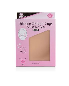 SILICONE CONTOUR CUPS SIZE: C