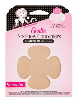 HFS, Gentle No-Show Concealers, Medium Skin Tones