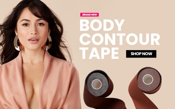 Hollywood Fashion Secrets Body Contour Tape